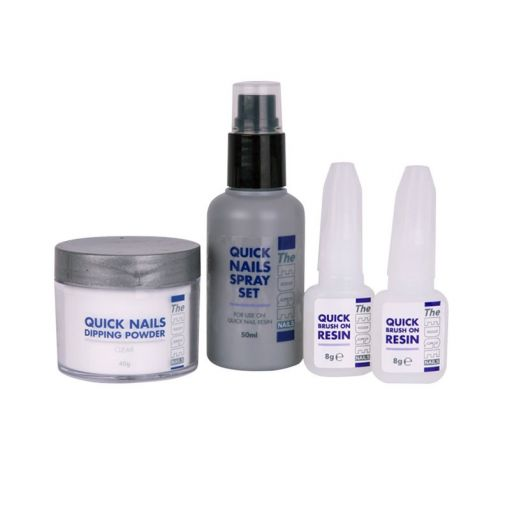 The Edge Quick Nails Trial Pack