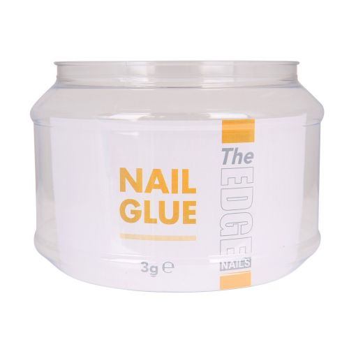 The Edge Nail Glue 3G Tub Of 50