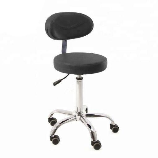 Ergo Salon Chair Black