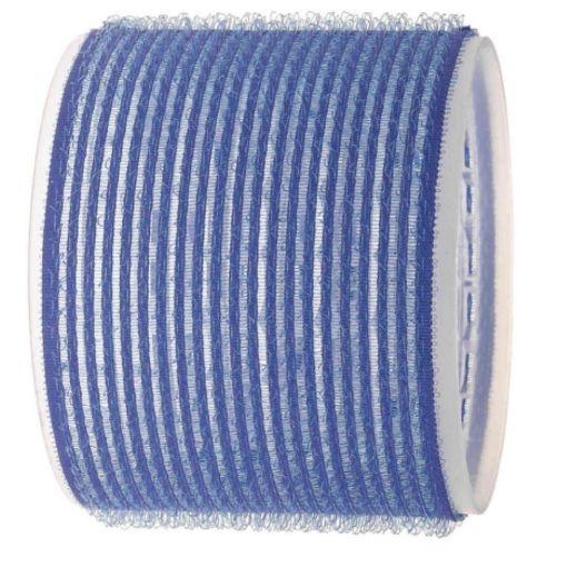 Sibel Hair Core Curling Rollers 80 MM 3 PCS Dark Blue
