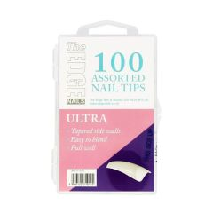 The Edge Ultra Tips Assorted (100)