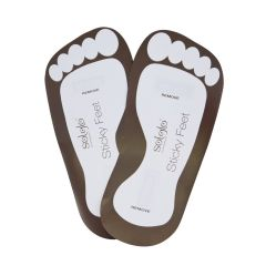 Solglo Sticky Feet Pack Of 10 Pairs