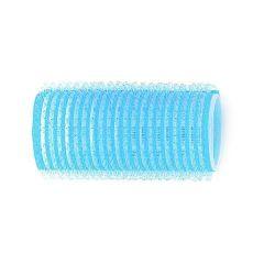 Sibel Hair Core Curling Rollers 28 MM 12 PCS Light Blue