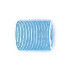 Sibel Hair Core Curling Rollers 56 MM 6 PCS Light Blue