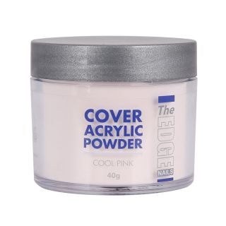 The Edge Cover Acrylic Powder Cool Pink