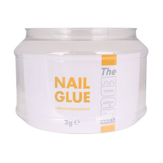 The Edge Nail Glue 3G Tub Of 50