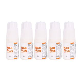 The Edge Nail Adhesive 3G (5 Pack)