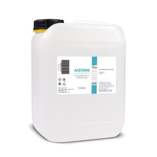The Edge Acetone 5 Litre With Geranium Oil