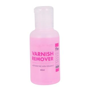The Edge Varnish Remover 60Ml With Vitamin E