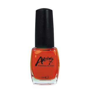 Attitude Nail Polish Burnt Orange 15ml