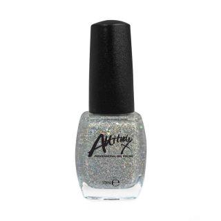 Attitude Nail  Polish Glam Glitter Coat 15ml