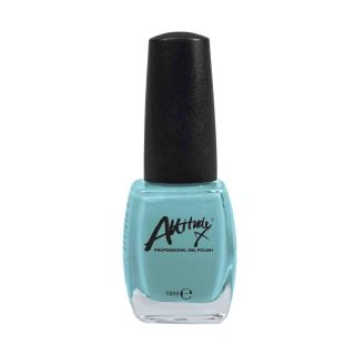 Attitude Nail  Polish Tranquil Waters 15ml