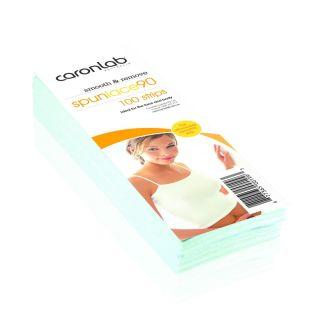 Caronlab Spun Lace 90 Strips White 100Pk