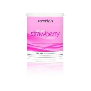 Caronlab Strawberry Crème Strip Wax 800G