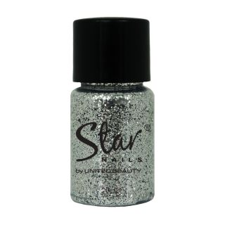 Star Nails Star Nail Art Dust Silver 4G