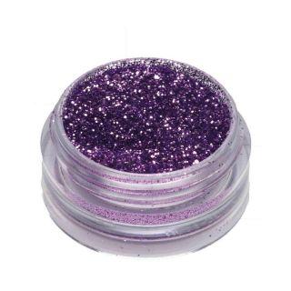 Star Nails Metallic Purple Dust