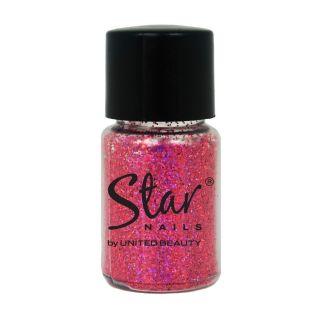 Star Nails Star Nail Art Dust Burst Berry 4G