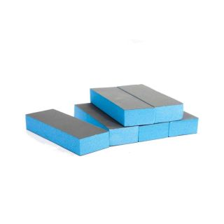 Star Nails Blue Sanding Block (800 Grit)