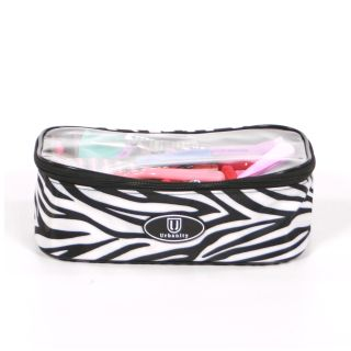 Urbanity Chic Cosmetic Bag Zebra