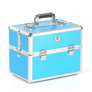 Urbanity Classic Beauty Case Blue Diamond