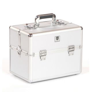 Urbanity Classic Beauty Case Silver