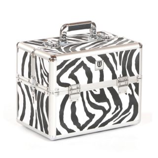 Urbanity Classic Beauty Case Zebra
