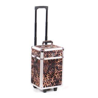 Urbanity Flexi Trolley Leopard
