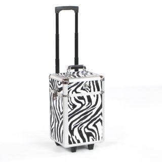 Urbanity Flexi Trolley Zebra
