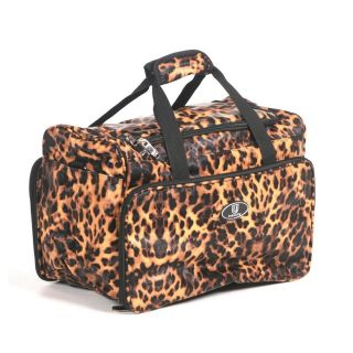 Urbanity Hairdressing Bag Leopard