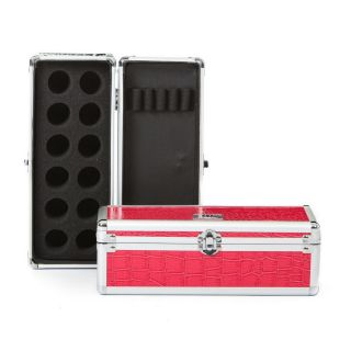 Urbanity Nail Art Case Pink Crocodile