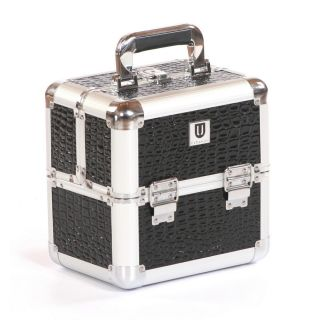 Urbanity Cosmo Case Black Crocodile