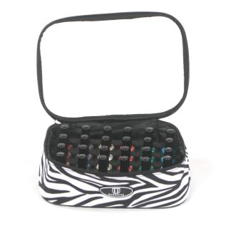 Urbanity Chic Nail Bag Zebra