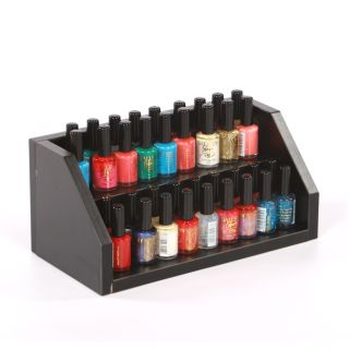 Nail Polish Display Stand Black