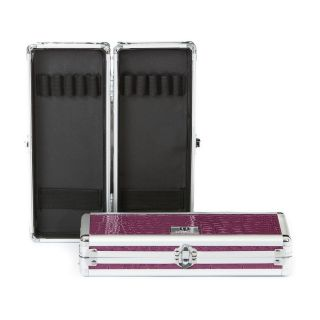 Urbanity Tool Case Purple Crocodile