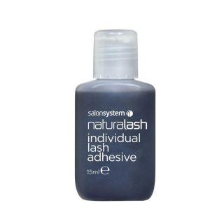 Salon System Individual Lash Adhesive Black 15ml