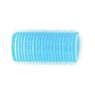 Sibel Hair Core Curling Rollers 28 MM 12 PCS Light Blue