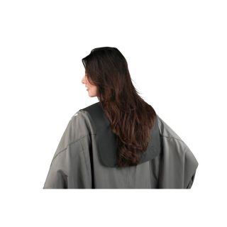 Bob Tuo Black Long Hair Cutting Collar