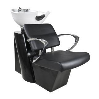Gosford Shampoo Chair - Black