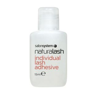 Salon System Individual Lash Adhesive Clear 15ml