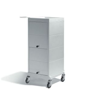 Sibel Discrete Lock Service Cream Trolley