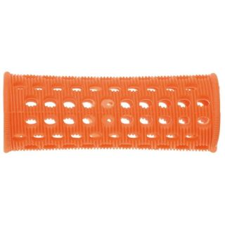 Sibel Plastic Curl Needles 10 PCS Orange