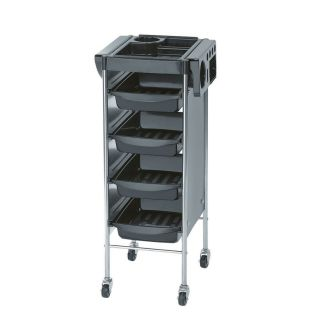 Original Passy Service Trolley Black