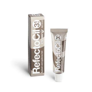 Refectocil Lash and Brow Tint Light Brown 15ml