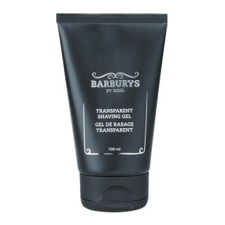 Barburys Transparant Shaving Gel 100 ML