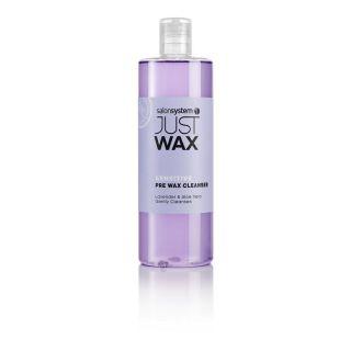 Salon System Just Wax Sensitive Pre Wax Cleanser 500ml
