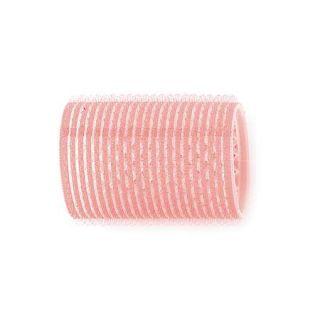 Sibel Hair Core Curling Rollers 43 MM 6 PCS Pink
