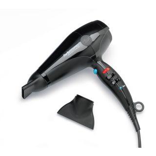 Diva Forte 6000 Pro Hair Dryer Black