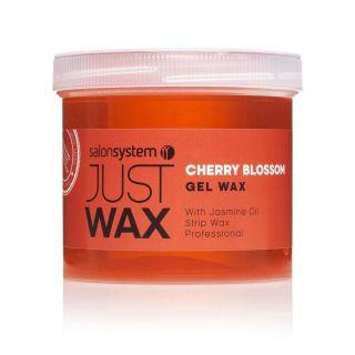 Salon System Just Wax Cherry Gel Wax 450g