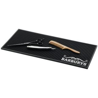 Barburys Barbers Tools Pick Up Anti Slip Mat