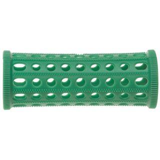 Sibel Plastic Curl Needles 10 PCS Green